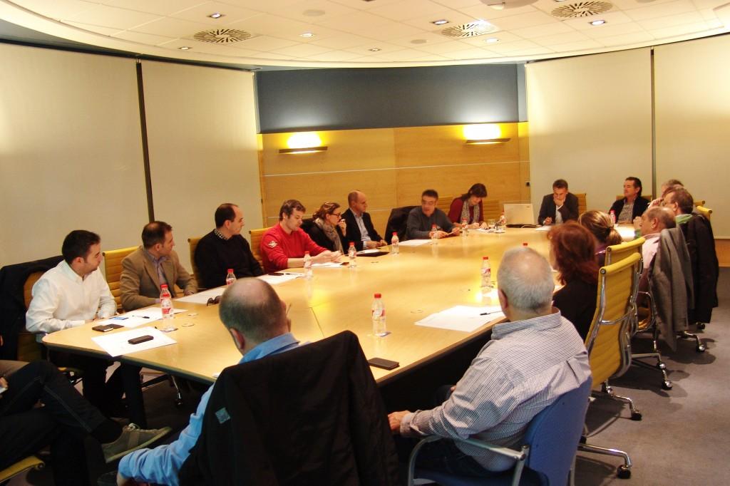 Última reunión del Comité Organizador